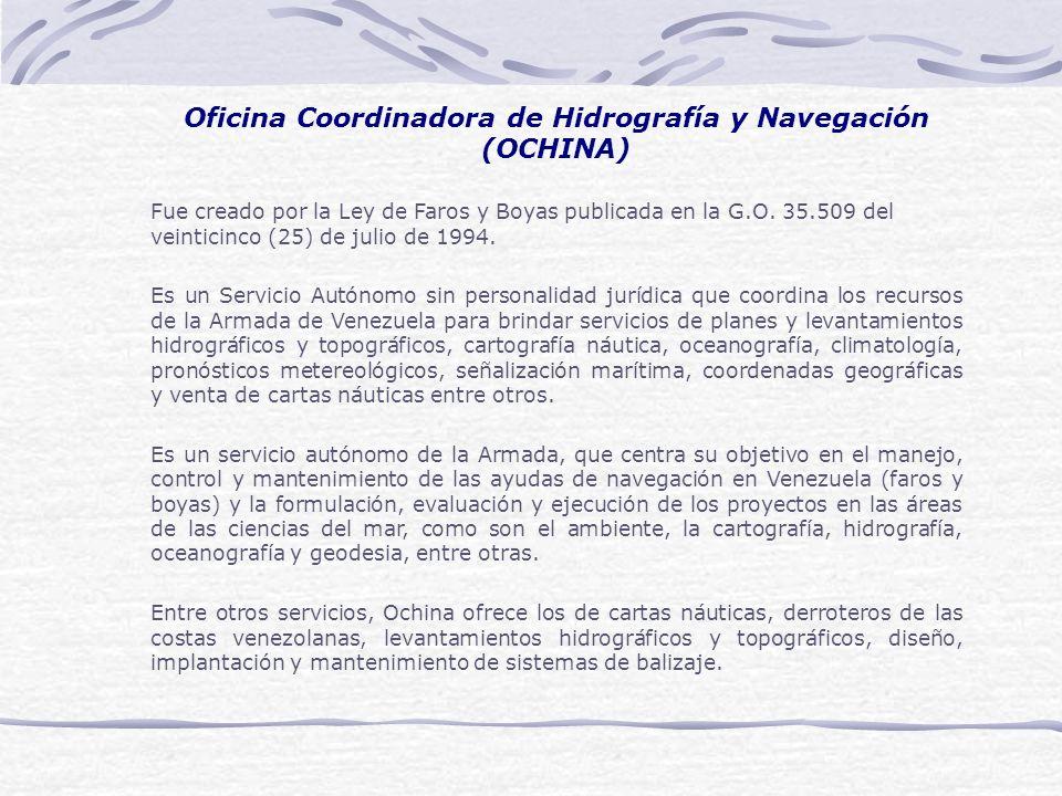Oficina Coordinadora de Hidrografía y Navegación (OCHINA)