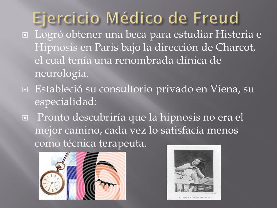 Ejercicio Médico de Freud