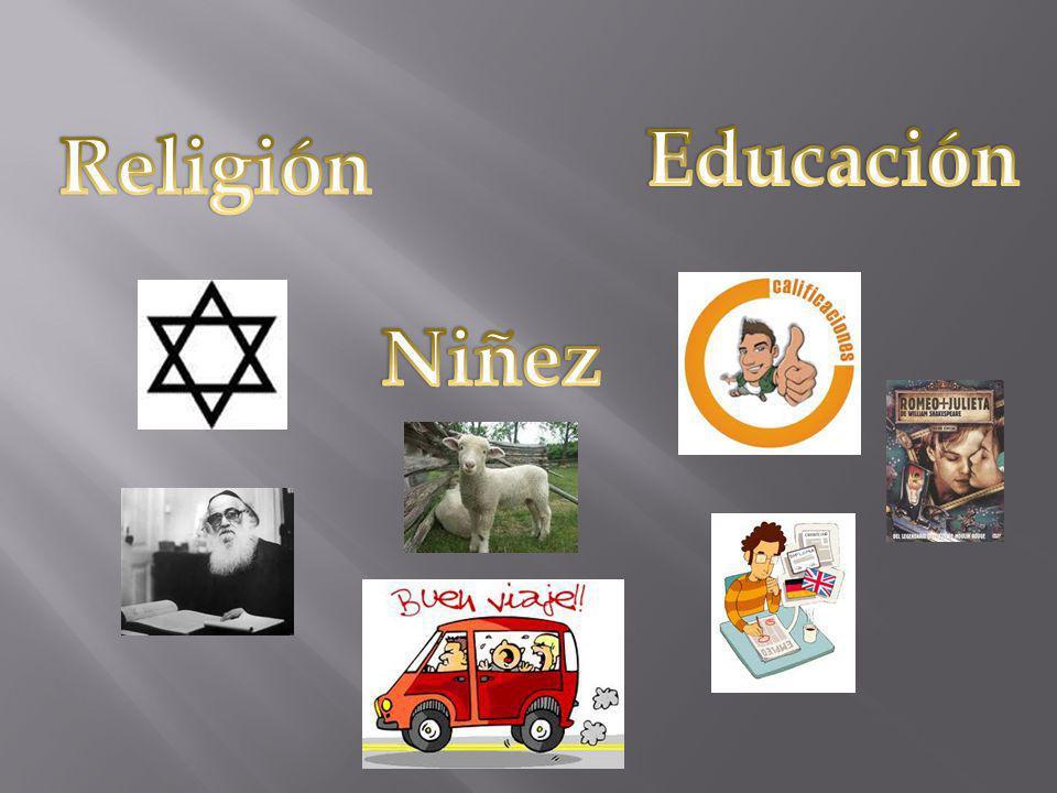 Educación Religión Niñez