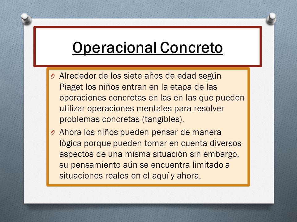 Operacional Concreto