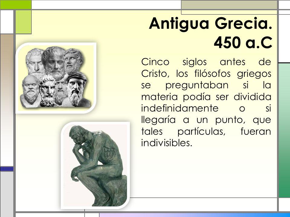Antigua Grecia. 450 a.C