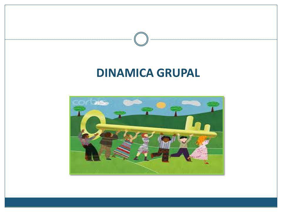 DINAMICA GRUPAL