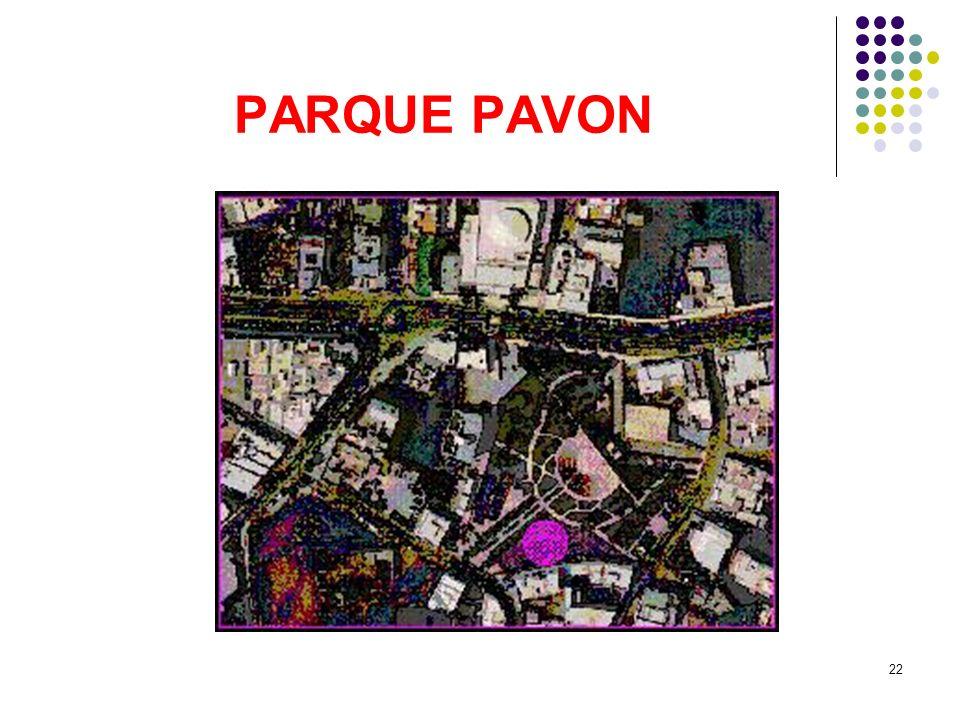 PARQUE PAVON