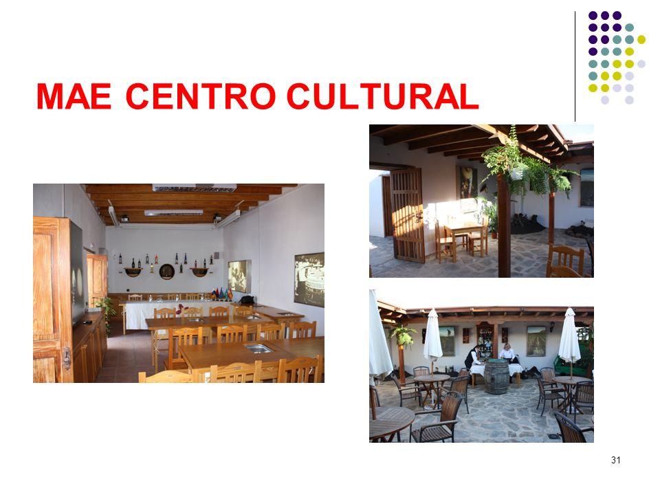 MAE CENTRO CULTURAL