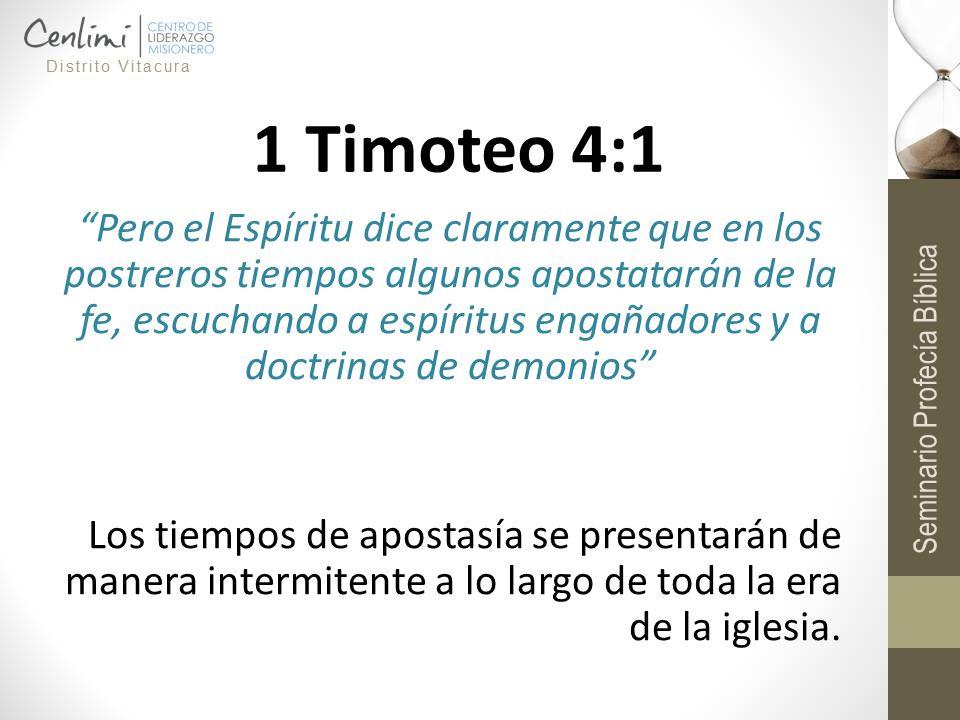 1 Timoteo 4:1