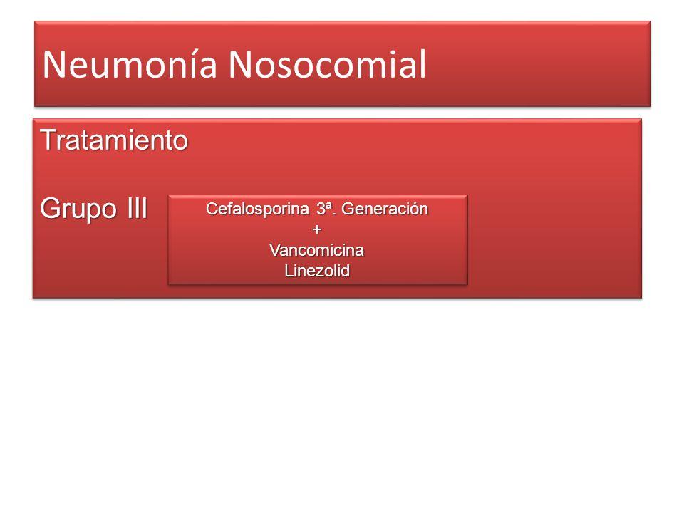 Cefalosporina 3ª. Generación