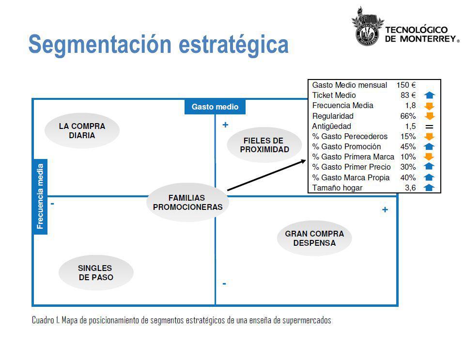 Segmentación estratégica