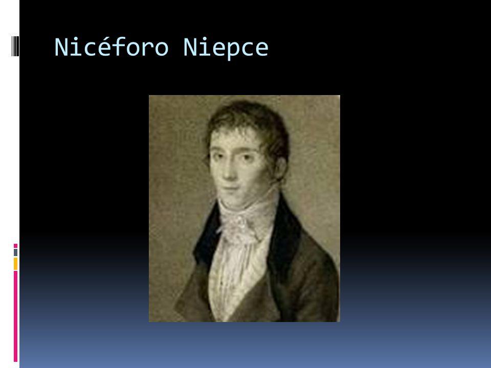 Nicéforo Niepce