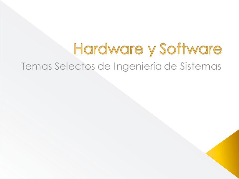 Temas Selectos de Ingeniería de Sistemas