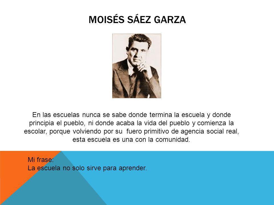 Moisés Sáez Garza