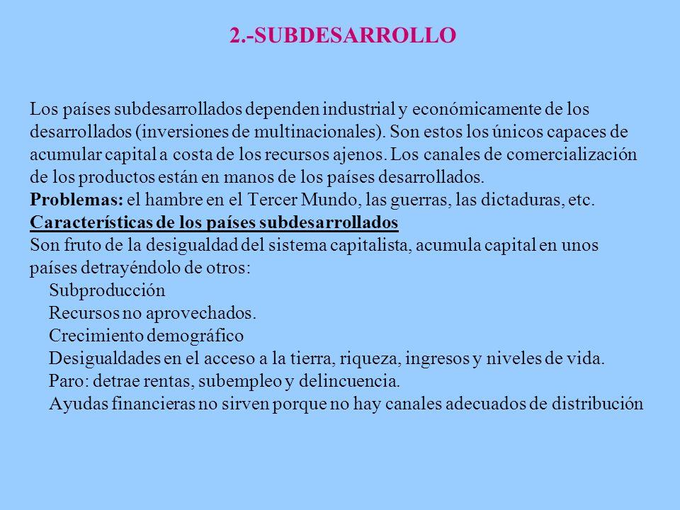 2.-SUBDESARROLLO