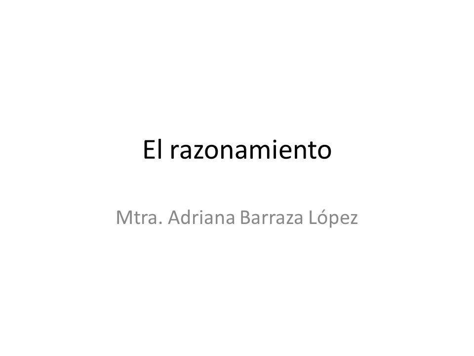 Mtra. Adriana Barraza López