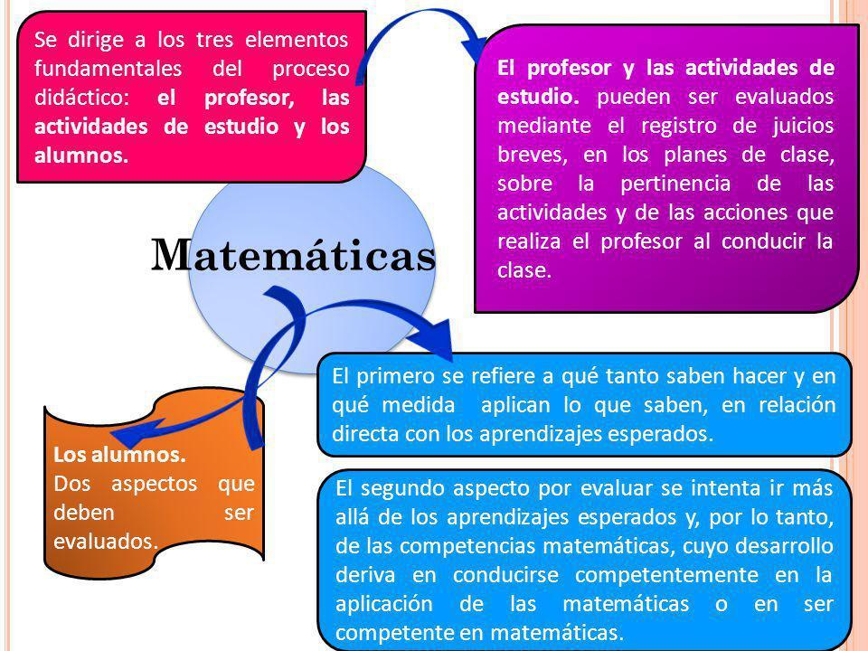 Se dirige a los tres elementos fundamentales del proceso didáctico: el profesor, las actividades de estudio y los alumnos.