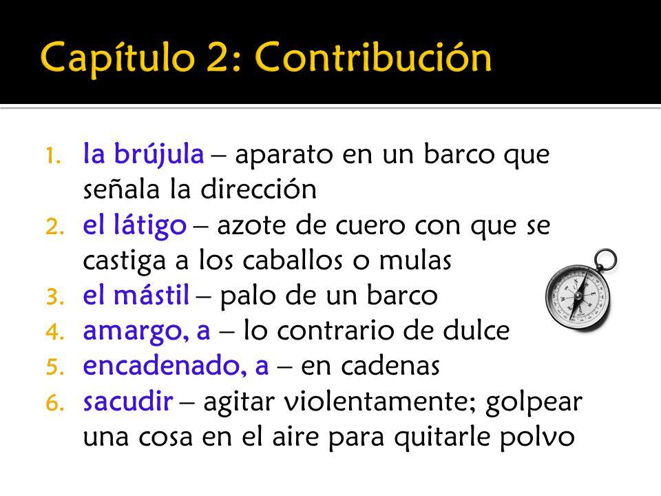 Capítulo 2: Contribución