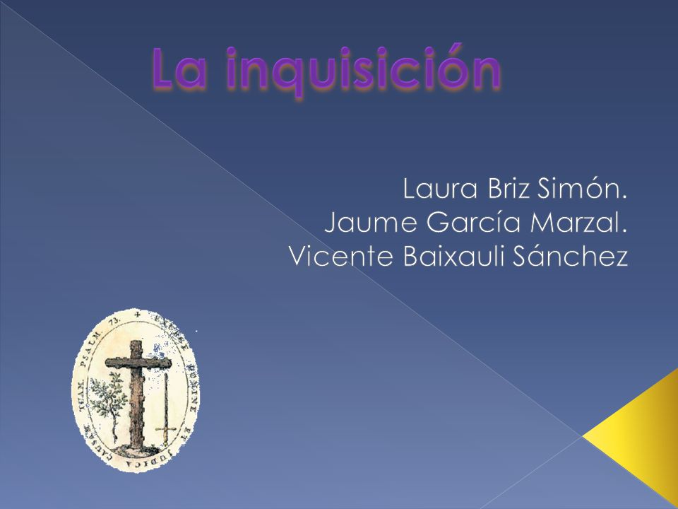Laura Briz Simón. Jaume García Marzal. Vicente Baixauli Sánchez