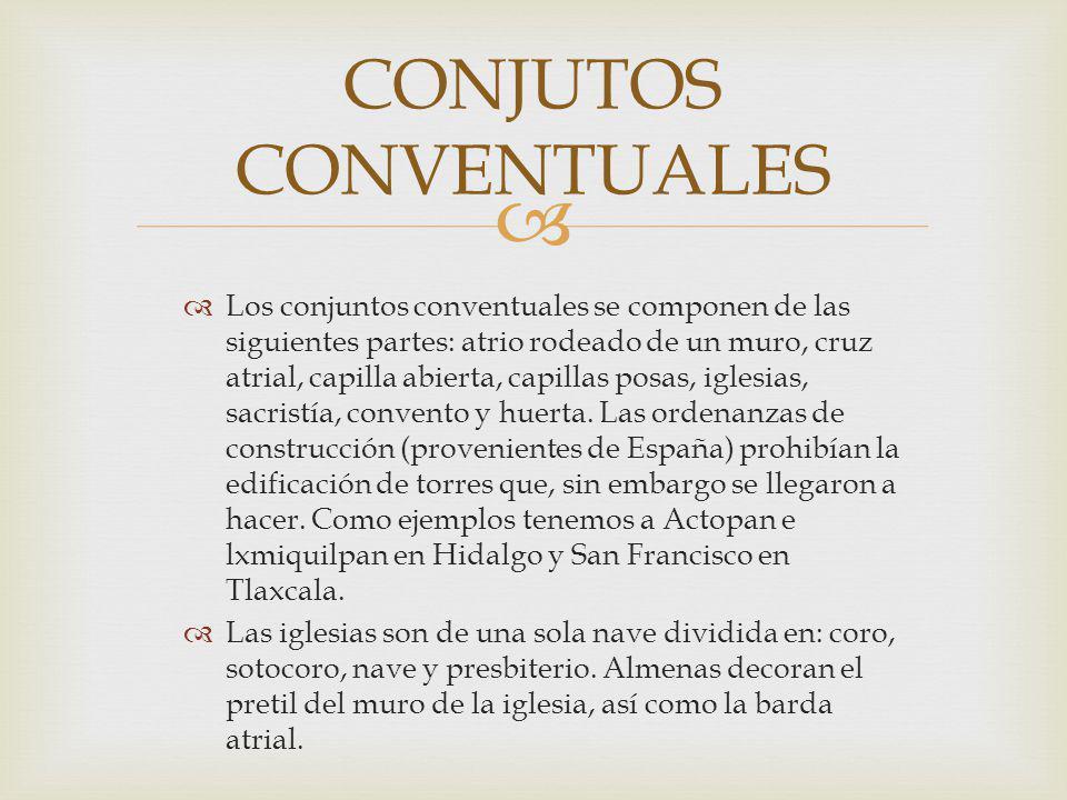 CONJUTOS CONVENTUALES