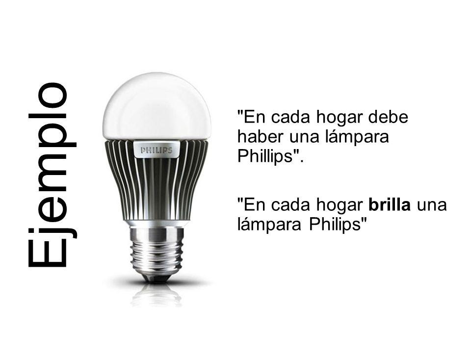 En cada hogar debe haber una lámpara Phillips