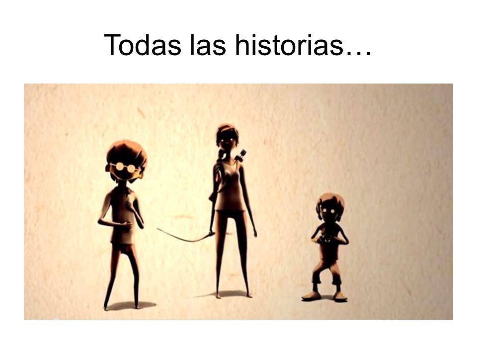 Todas las historias…