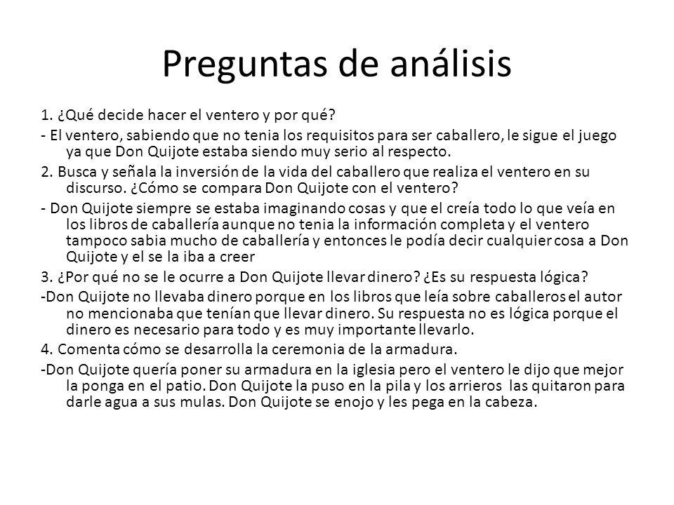 Preguntas de análisis