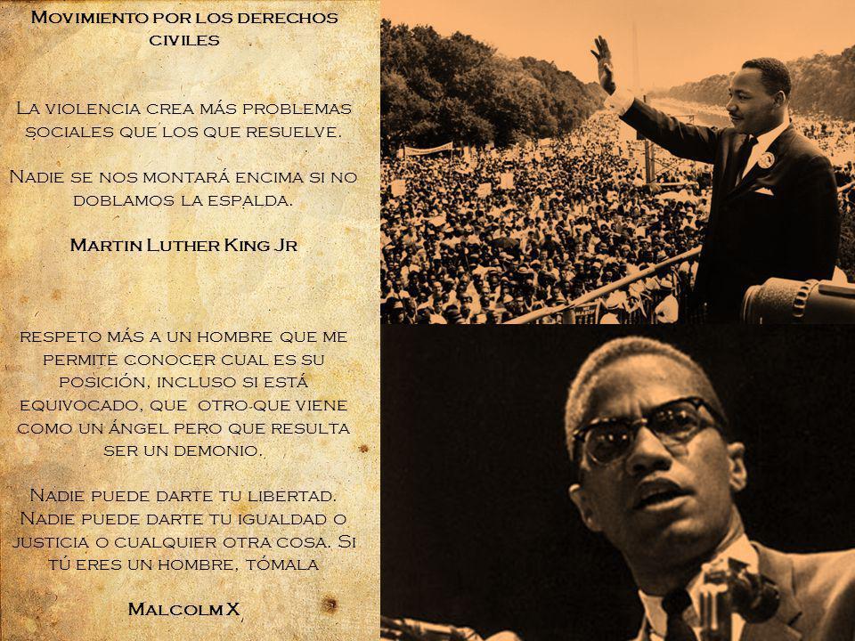 Movimiento por los derechos civiles
