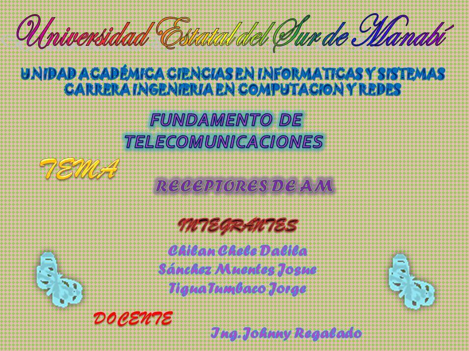TEMA Universidad Estatal del Sur de Manabí
