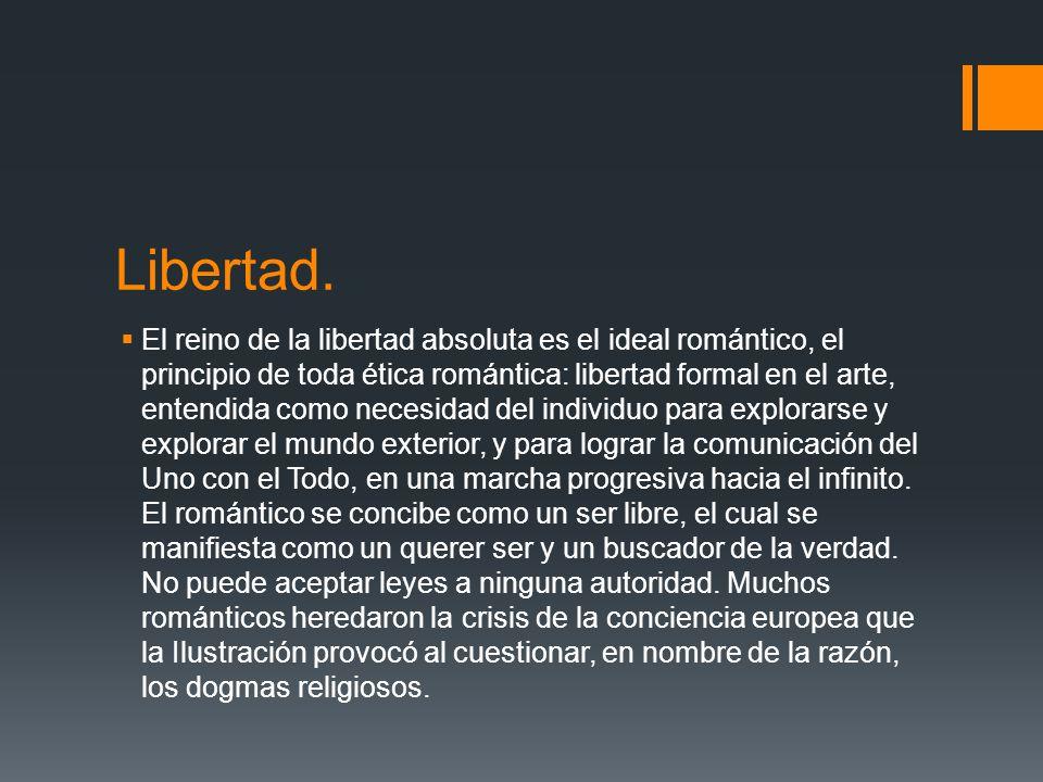 Libertad.