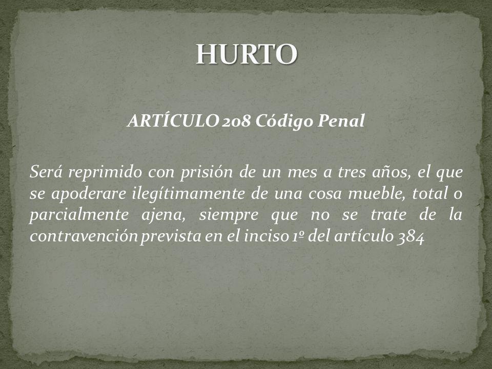 HURTO