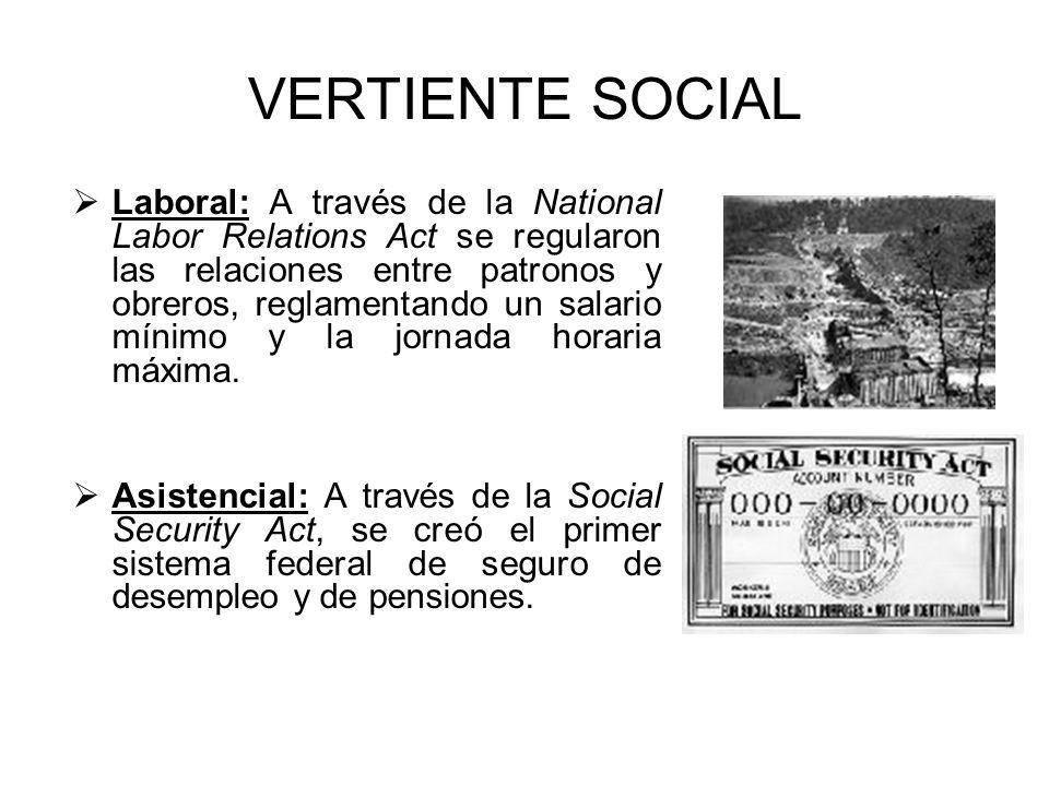 VERTIENTE SOCIAL