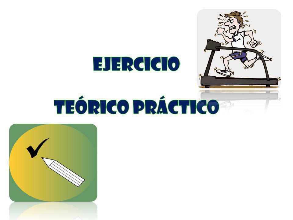 EJERCICIO TEÓRICO PRÁCTICO