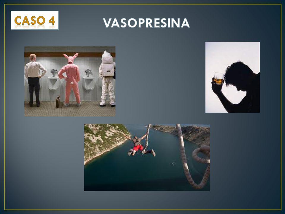 CASO 4 VASOPRESINA