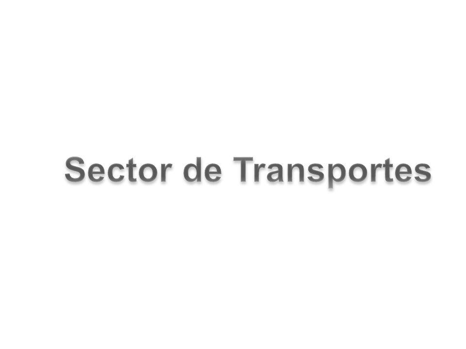 Sector de Transportes