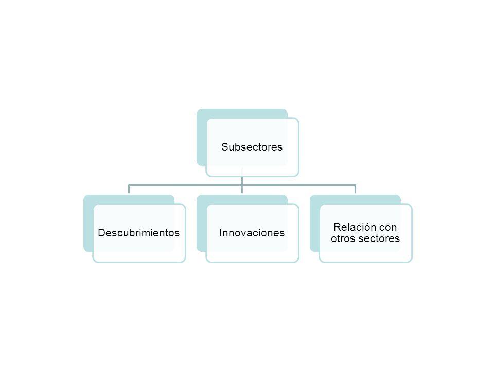 Relación con otros sectores