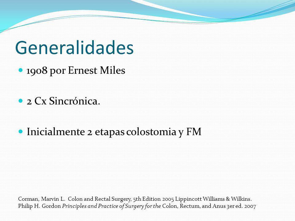 Generalidades 1908 por Ernest Miles 2 Cx Sincrónica.