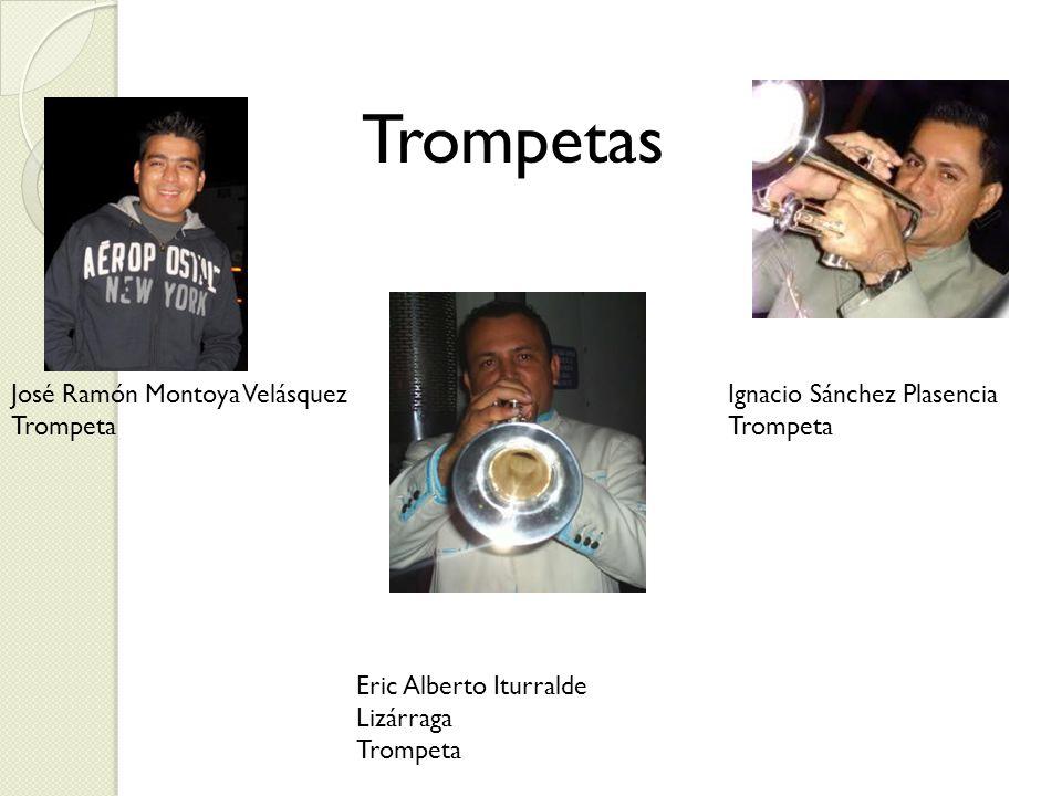 Trompetas José Ramón Montoya Velásquez Trompeta