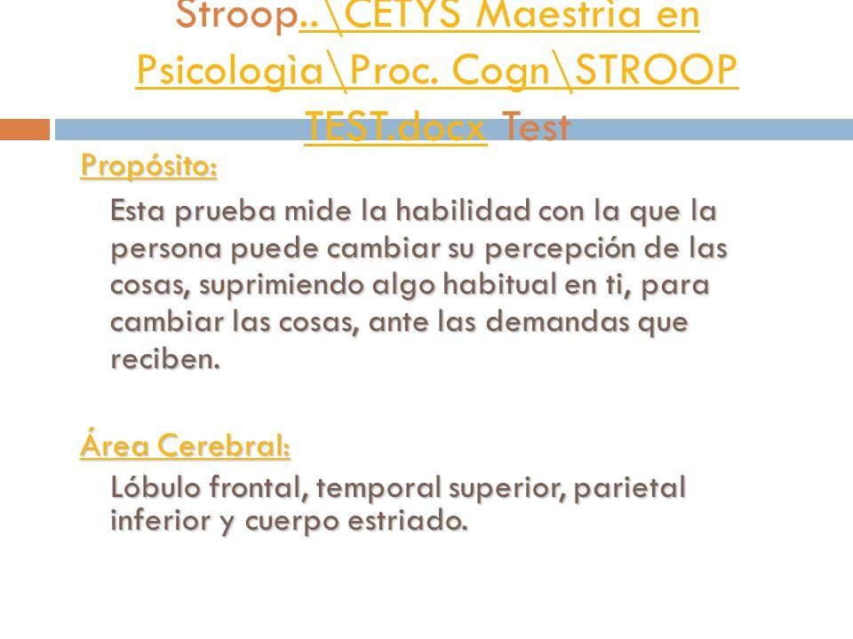Stroop..\CETYS Maestrìa en Psicologìa\Proc. Cogn\STROOP TEST.docx Test
