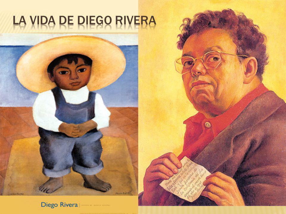 La Vida de Diego Rivera