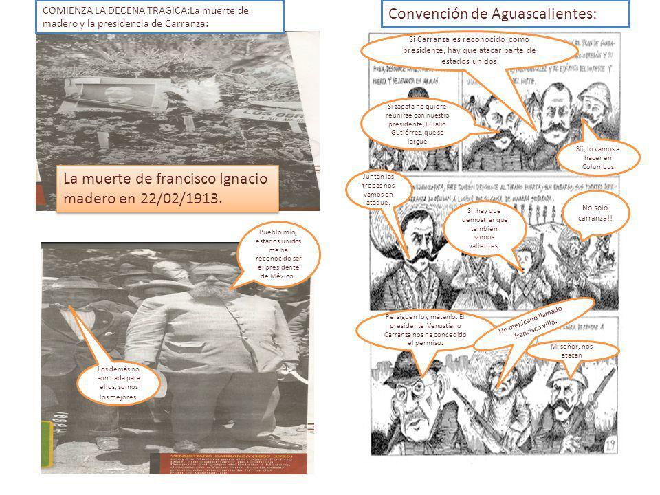 Convención de Aguascalientes: