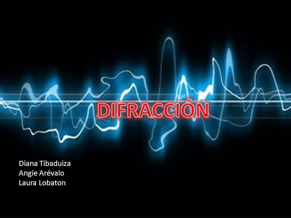 DIFRACCIÓN Diana Tibaduiza Angie Arévalo Laura Lobaton