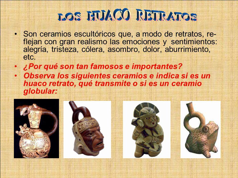 LOS HUACO RETRATOS