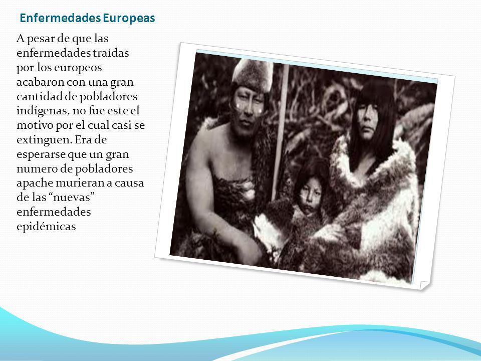 Enfermedades Europeas