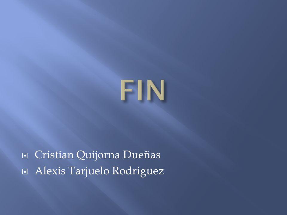 Cristian Quijorna Dueñas