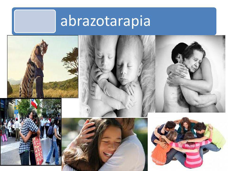 abrazotarapia