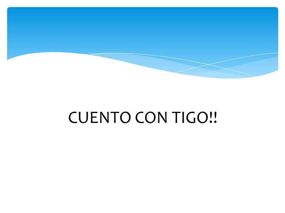 CUENTO CON TIGO!!