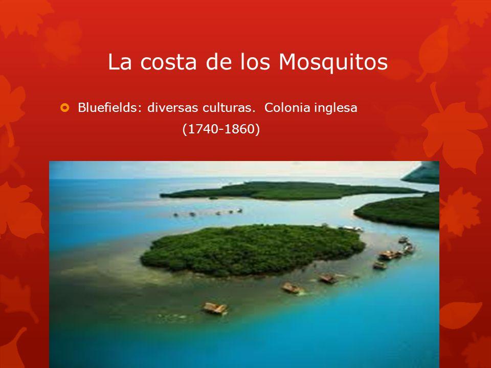 La costa de los Mosquitos