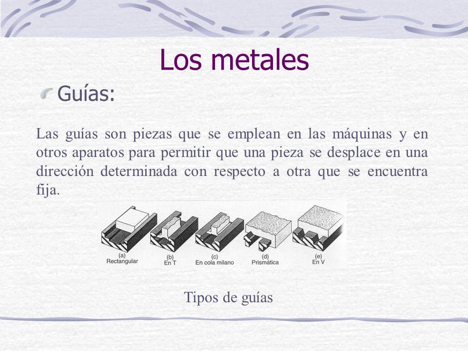 Los metales Guías: