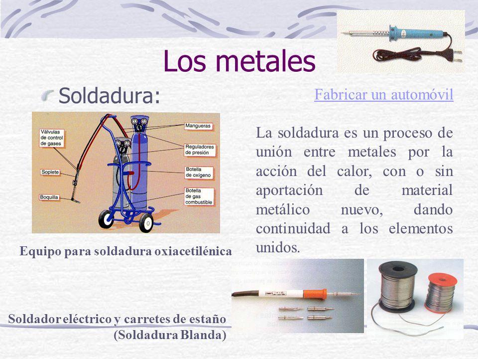 Equipo para soldadura oxiacetilénica
