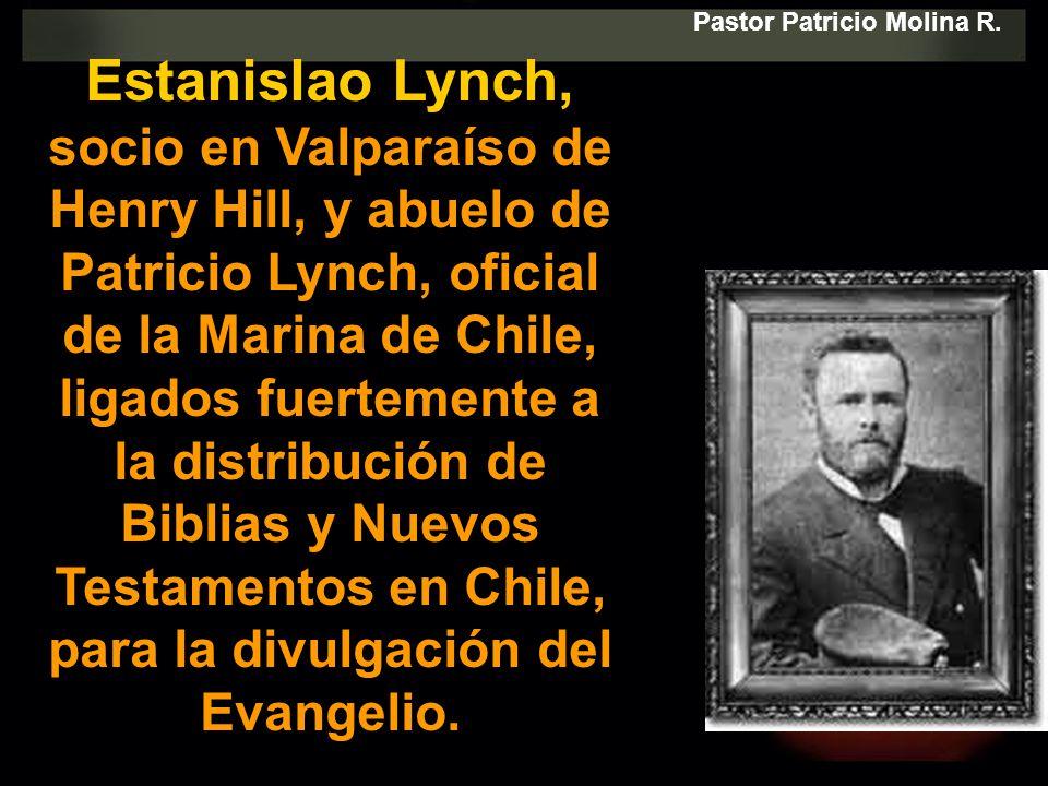 Pastor Patricio Molina R.