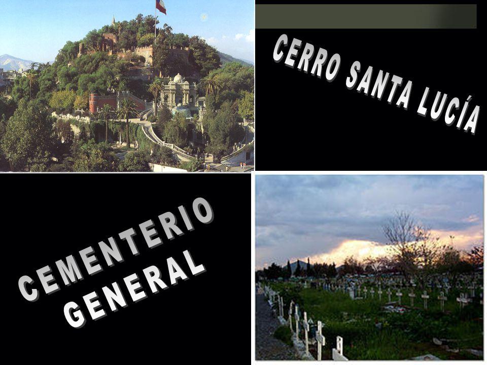 CERRO SANTA LUCÍA CEMENTERIO GENERAL