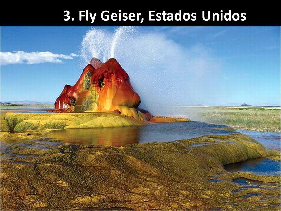 3. Fly Geiser, Estados Unidos