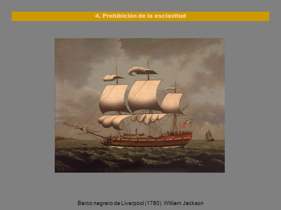 4. Prohibición de la esclavitud